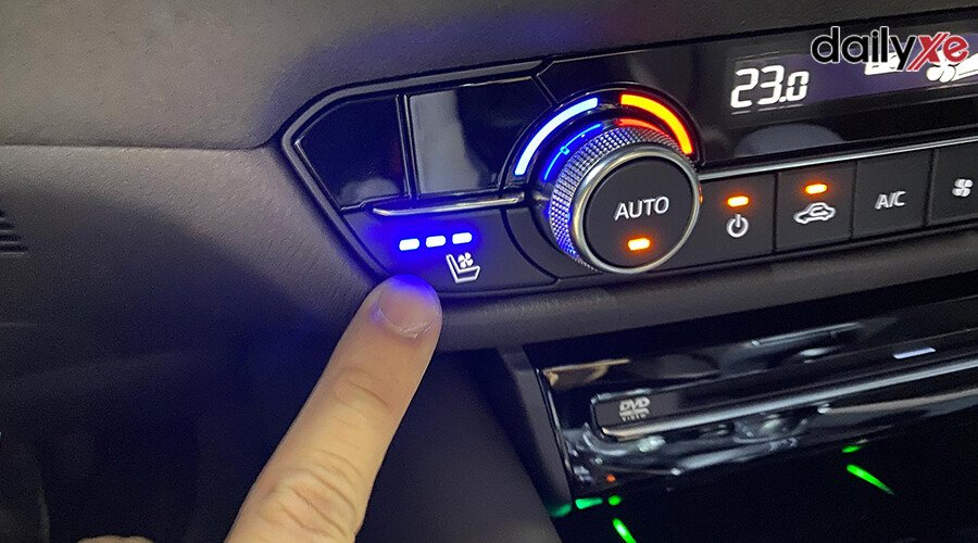Mazda 6 2.5L Signature Premium 2020 - Hình 17