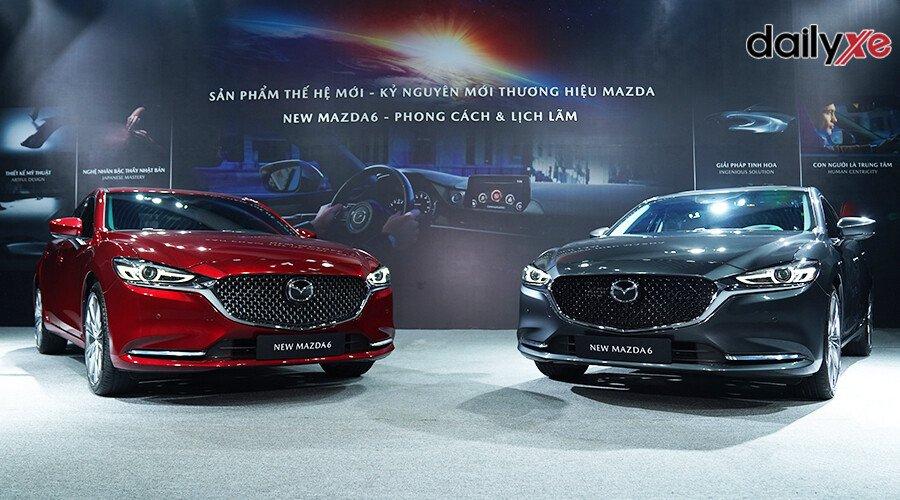 Mazda 6 Luxury 2020 - Hình 1