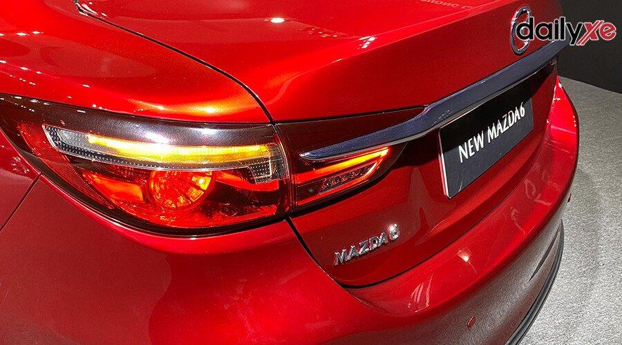Mazda 6 Luxury 2020 - Hình 15