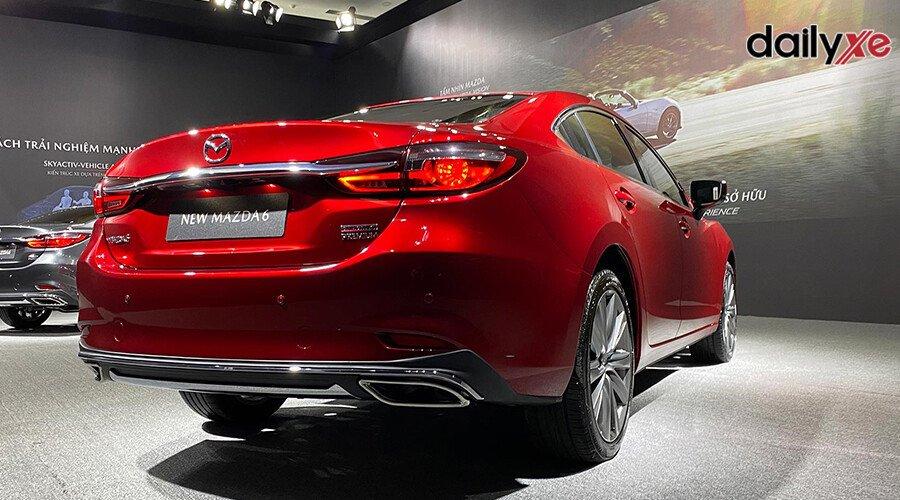 Mazda 6 Luxury 2020 - Hình 17