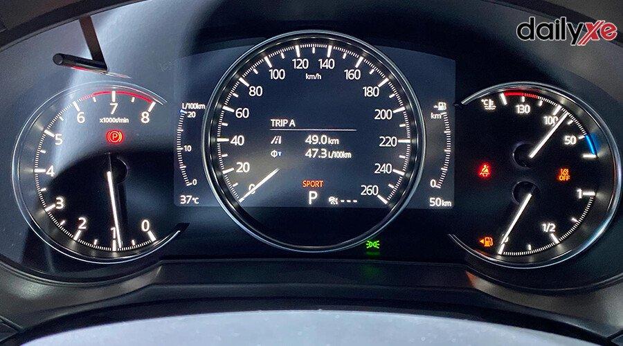 Mazda 6 Luxury 2020 - Hình 29