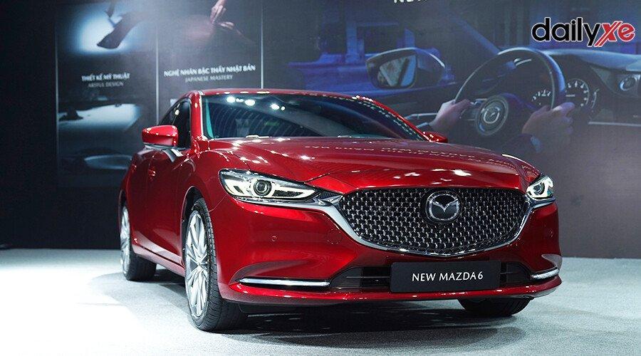 Mazda 6 Luxury 2020 - Hình 3