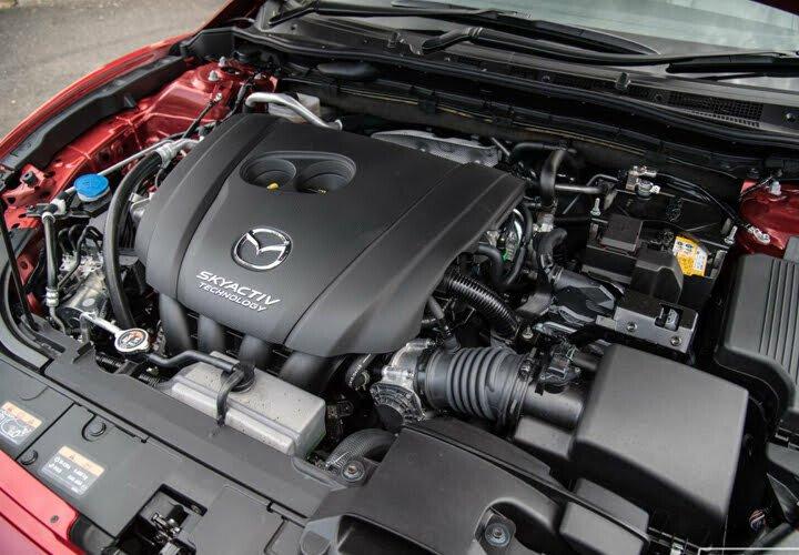 Mazda 6 Luxury 2020 - Hình 43