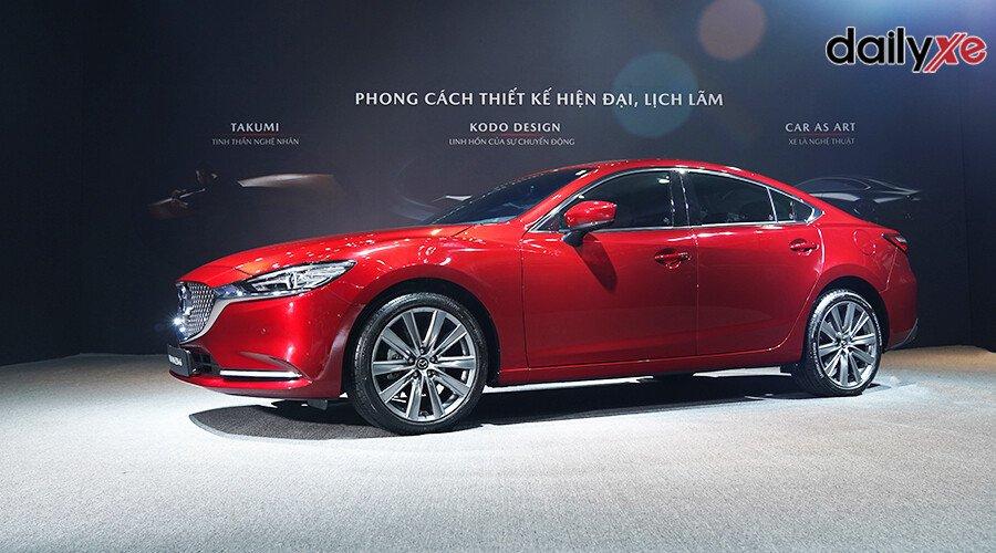 Mazda 6 Luxury 2020 - Hình 5