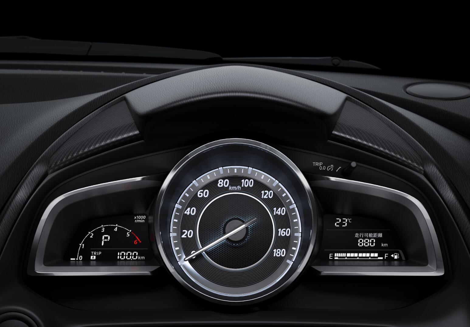 Mazda CX-3 - Hình 117