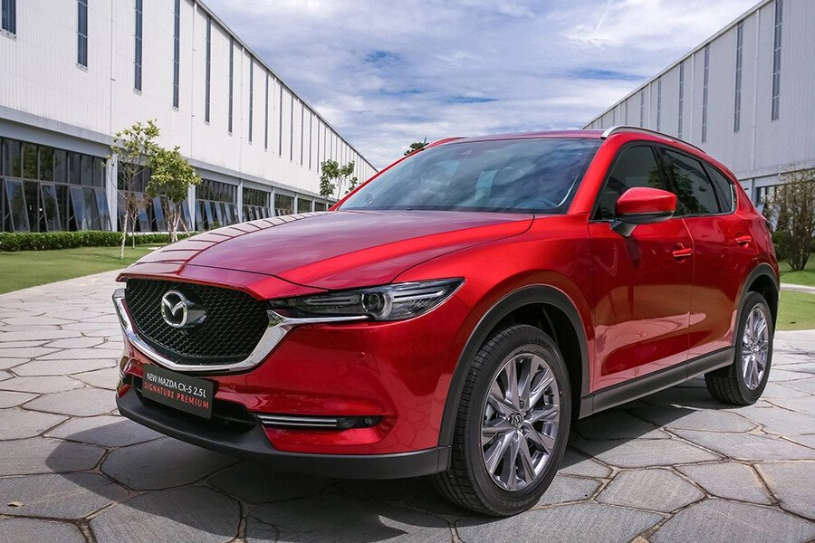 Mazda  CX-5 Signature Premium 2WD - Hình 1