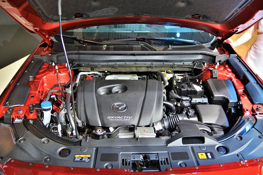 Mazda  CX-5 Signature Premium 2WD - Hình 15