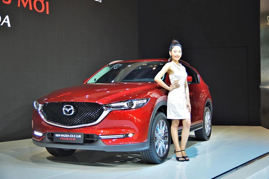 Mazda  CX-5 Signature Premium 2WD - Hình 2