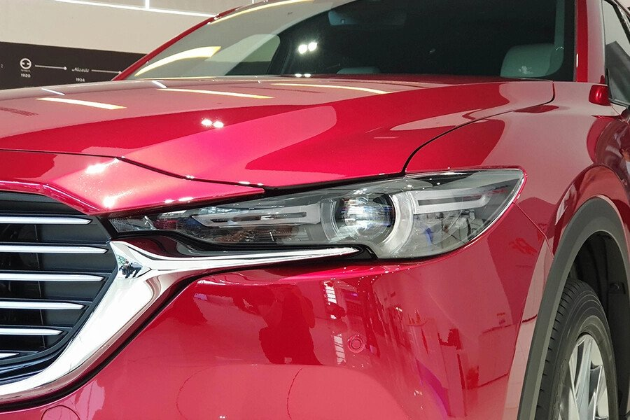 Mazda CX-8 2.0 Deluxe - Hình 4