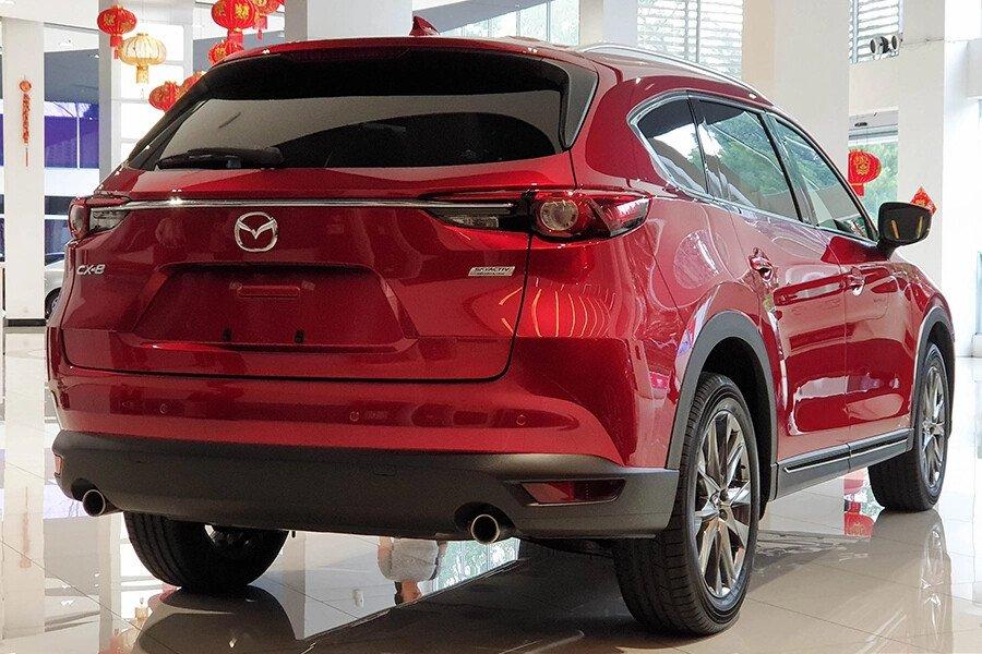 Mazda CX-8 2.0 Deluxe - Hình 8