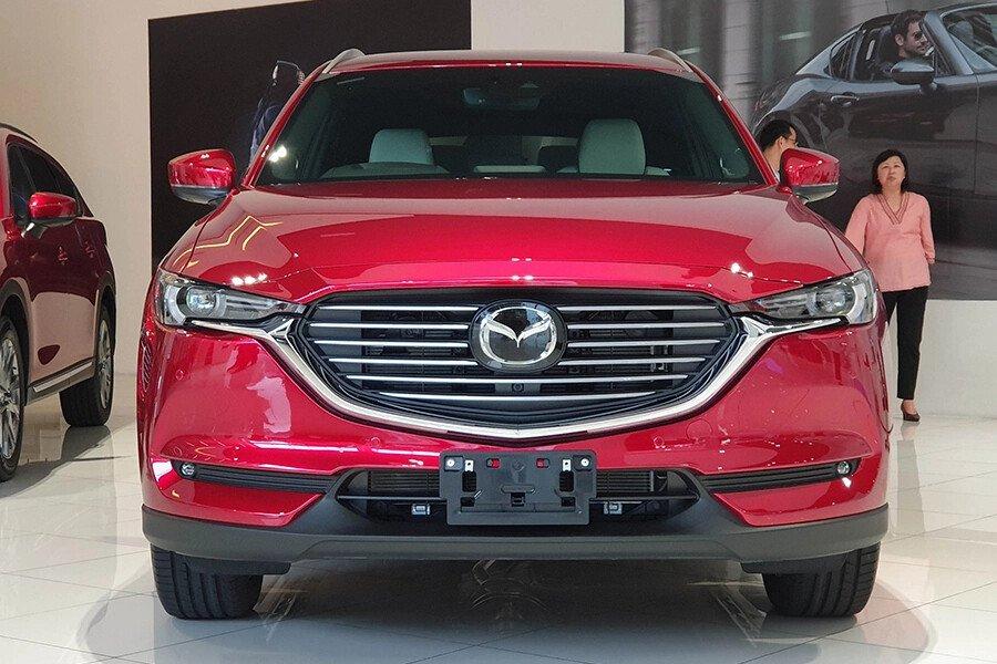 Mazda CX-8 2.5 AWD Premium - Hình 1