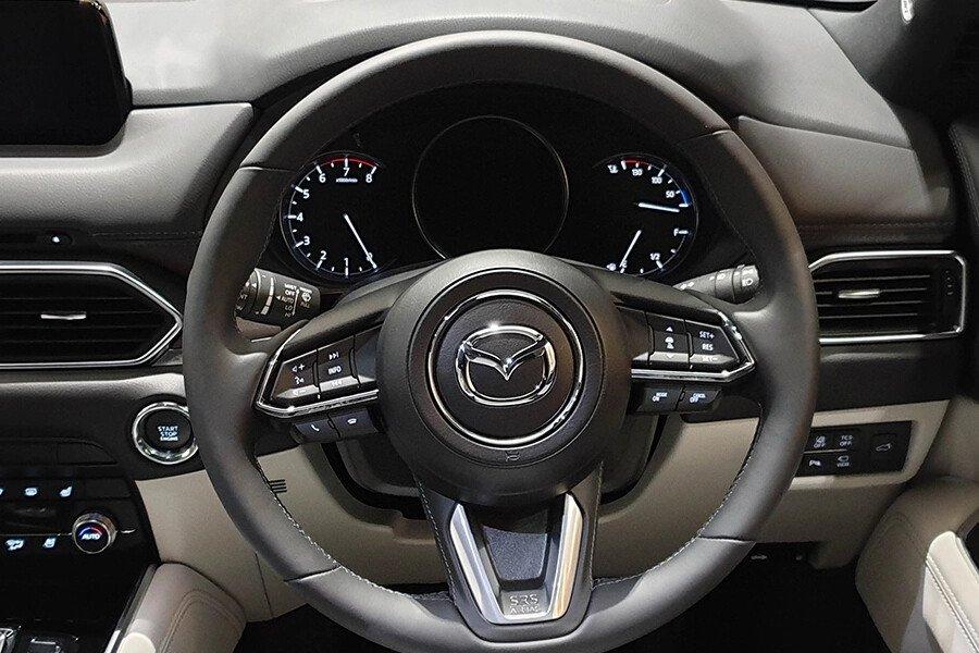 Mazda CX-8 2.5 AWD Premium - Hình 12