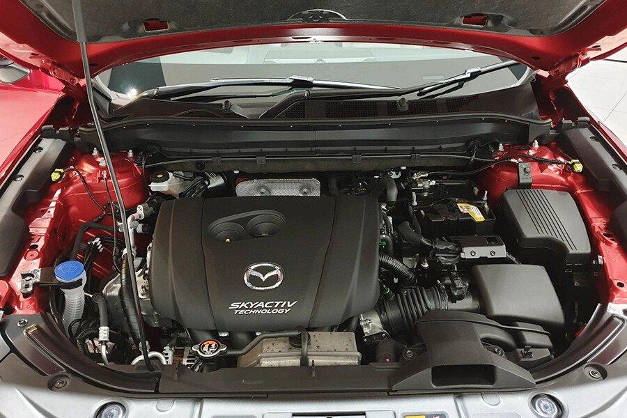 Mazda CX-8 2.5 AWD Premium - Hình 20