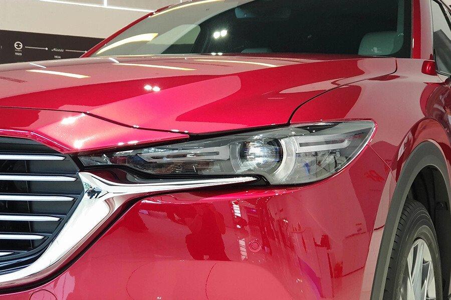 Mazda CX-8 2.5 AWD Premium - Hình 4