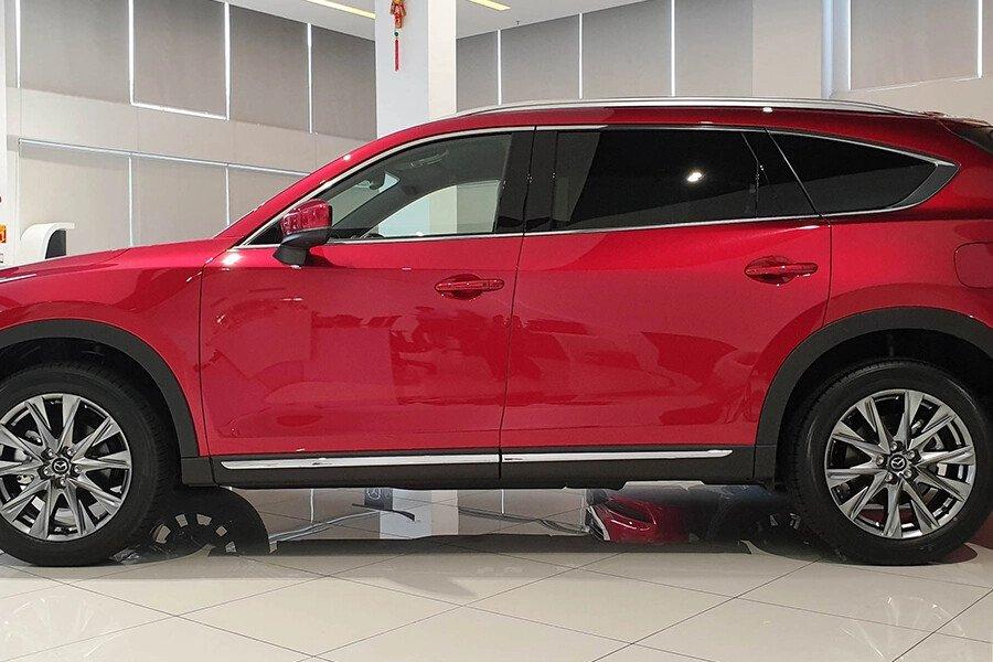 Mazda CX-8 2.5 AWD Premium - Hình 5