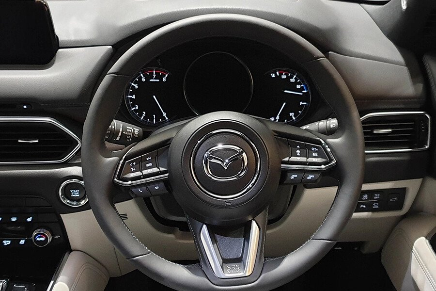 Mazda CX-8 Deluxe 2WD - Hình 12