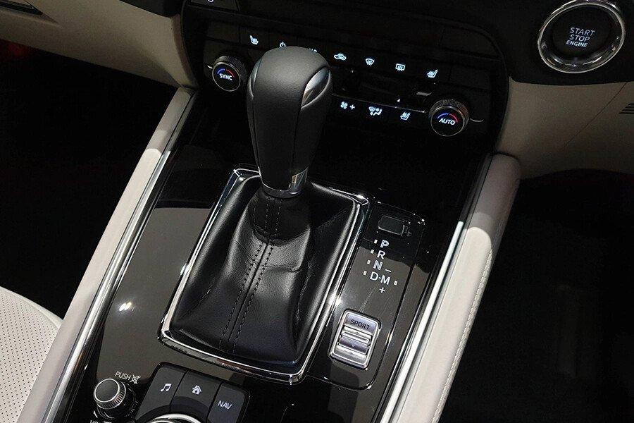 Mazda CX-8 Deluxe 2WD - Hình 21