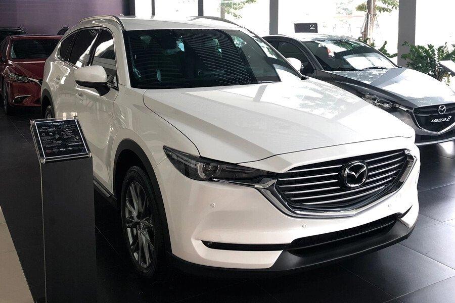Mazda CX-8 Luxury - Hình 1