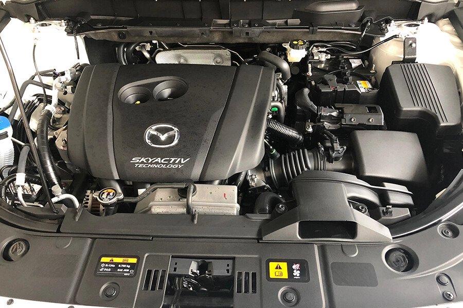 Mazda CX-8 Luxury - Hình 20