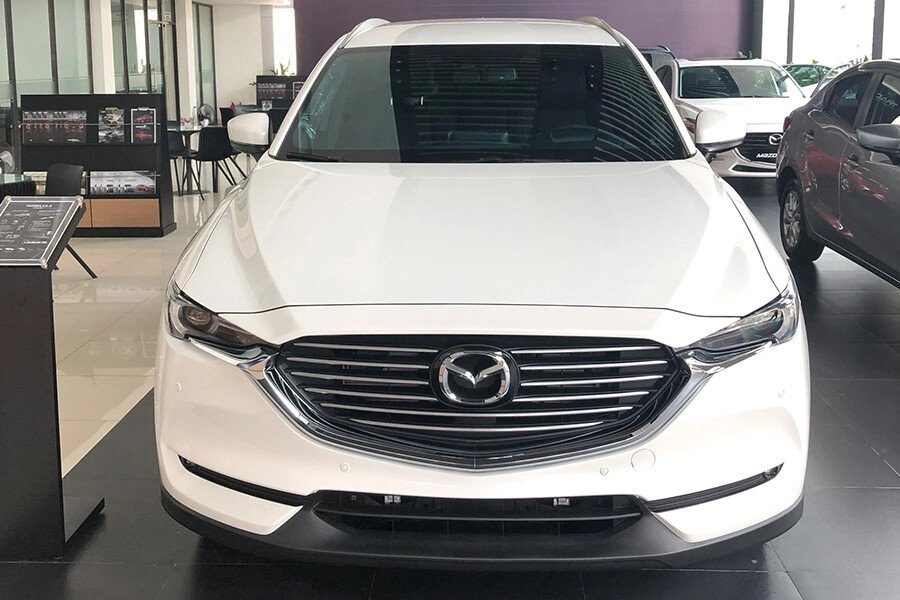Mazda CX-8 Luxury - Hình 3