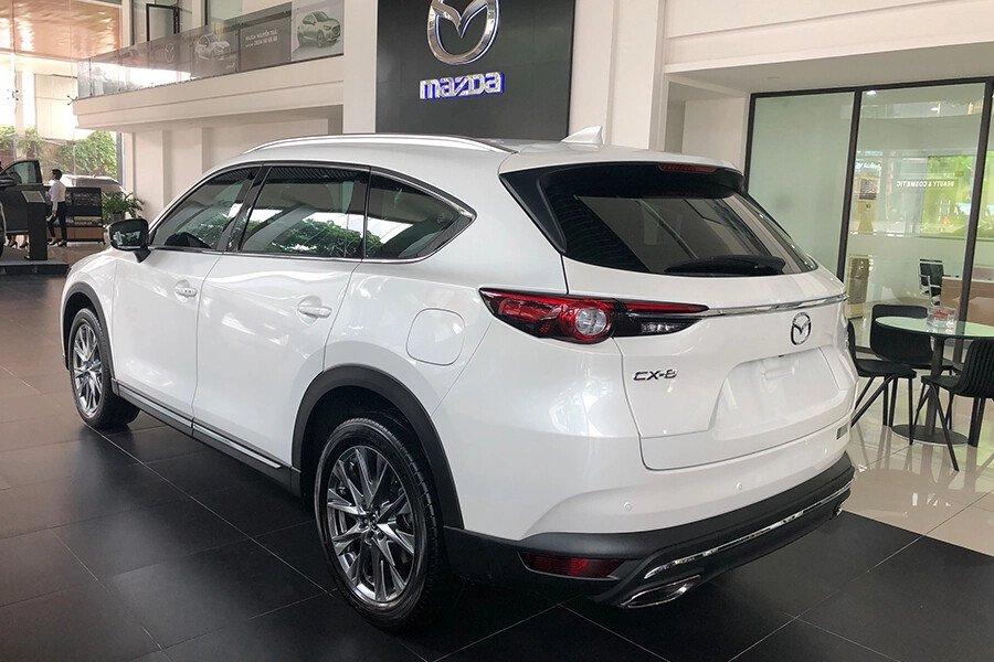 Mazda CX-8 Luxury - Hình 6