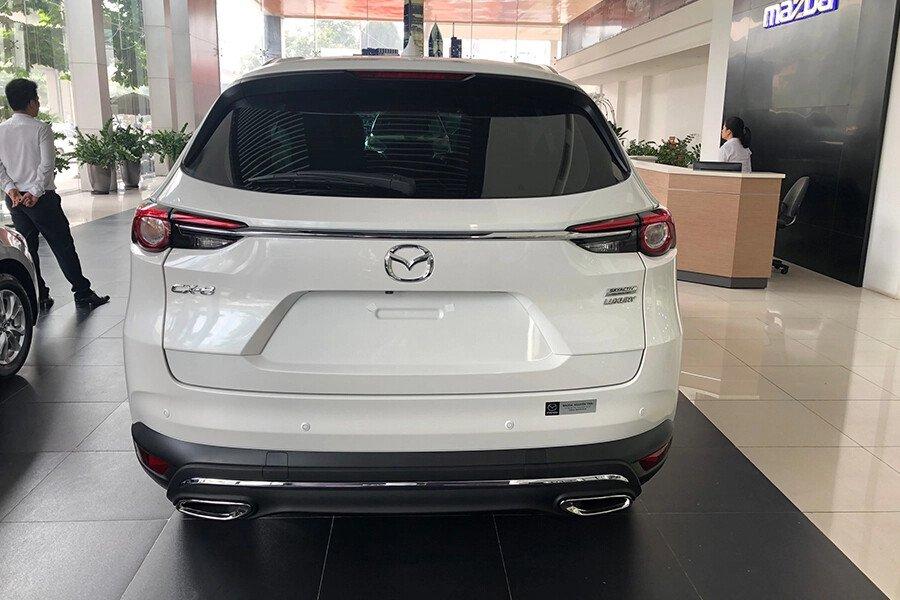 Mazda CX-8 Luxury - Hình 9