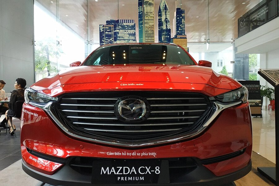 MAZDA CX-8 PREMIUM 2WD - Hình 3