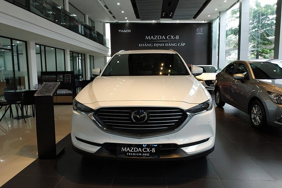 Mazda CX-8 Premium AWD - Hình 3