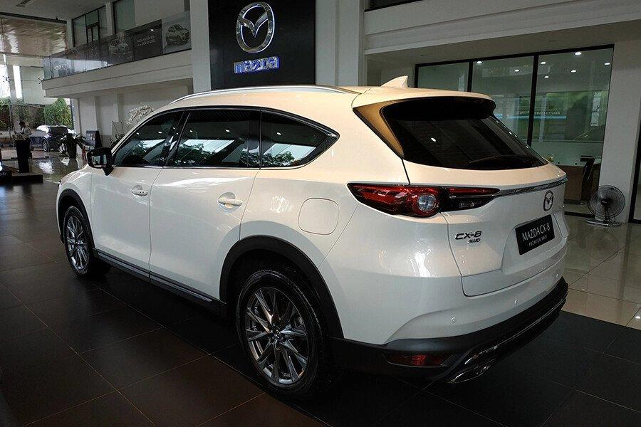 Mazda CX-8 Premium AWD - Hình 5