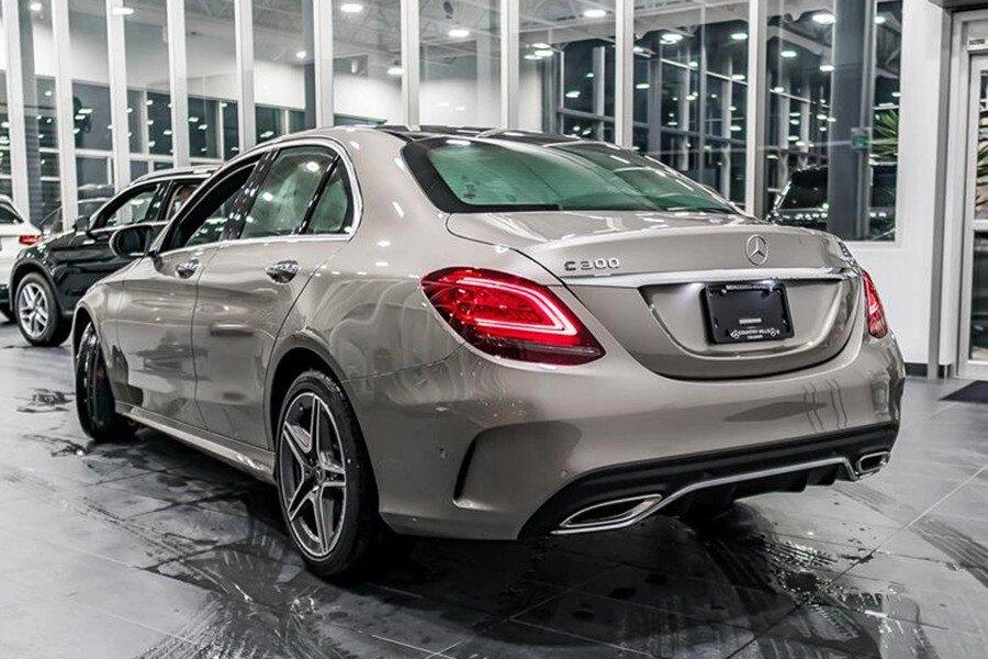 Mercedes-AMG C300 2019 - Hình 6