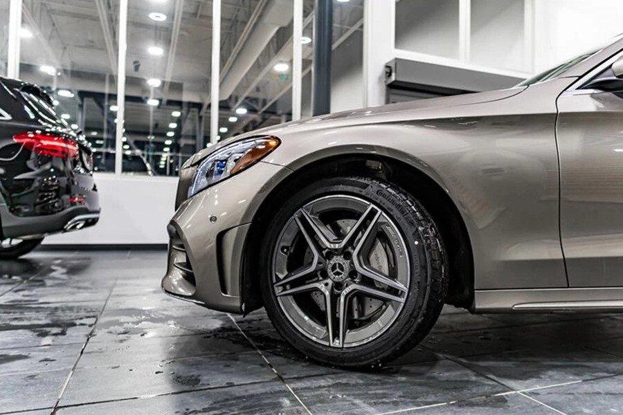 Mercedes-AMG C300 2019 - Hình 7