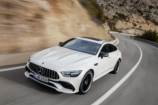 Mercedes-AMG GT 53 4MATIC - Hình 10