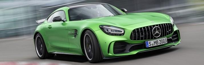 Mercedes-AMG GT R - Hình 1
