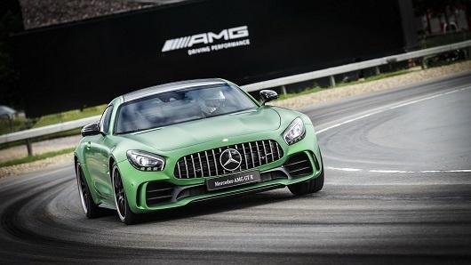 Mercedes-AMG GT R - Hình 17