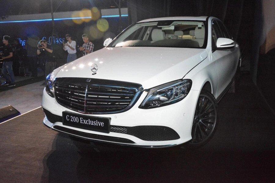 Mercedes-Benz C200 4Matic 2019 - Hình 2