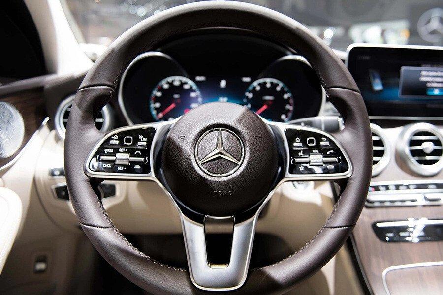 Mercedes-Benz C200 Exclusive 2019 - Hình 11