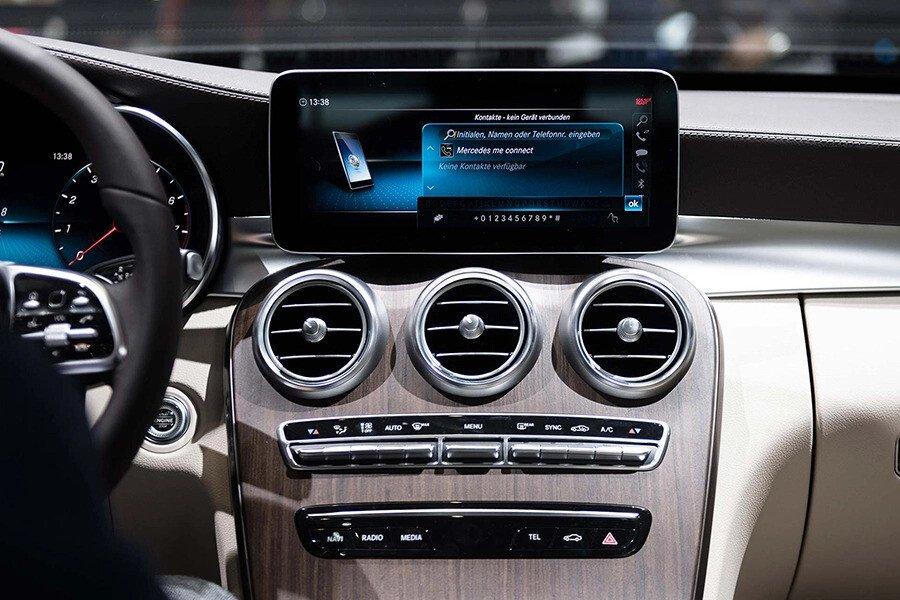 Mercedes-Benz C200 Exclusive 2019 - Hình 12