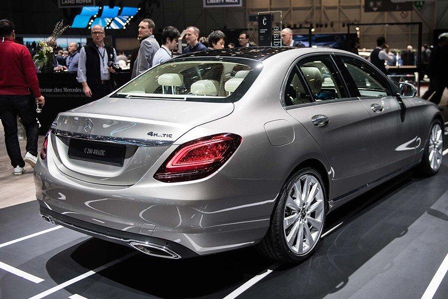 Mercedes-Benz C200 Exclusive 2019 - Hình 2