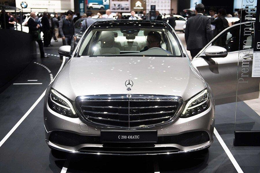 Mercedes-Benz C200 Exclusive 2019 - Hình 3