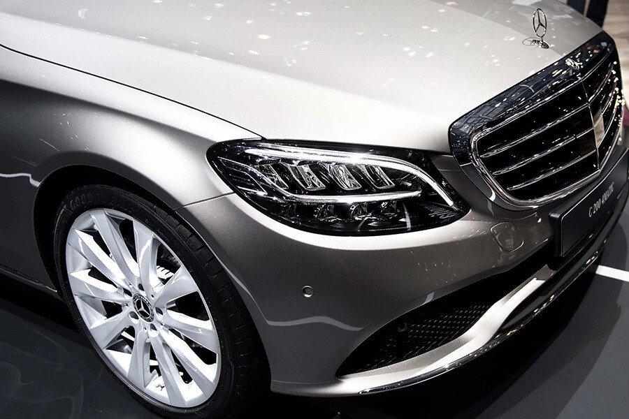 Mercedes-Benz C200 Exclusive 2019 - Hình 4