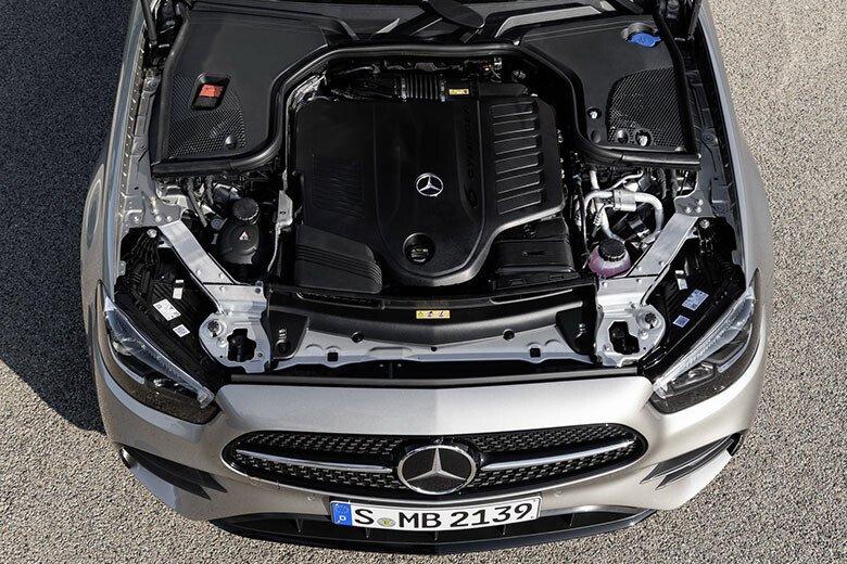 Mercedes-Benz E200 Exclusive - Hình 10