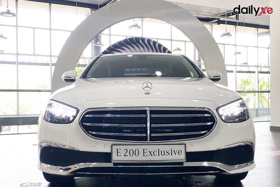 Mercedes-Benz E200 Exclusive 2021 - Hình 5
