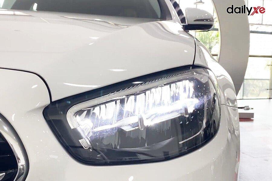 Mercedes-Benz E200 Exclusive 2021 - Hình 7