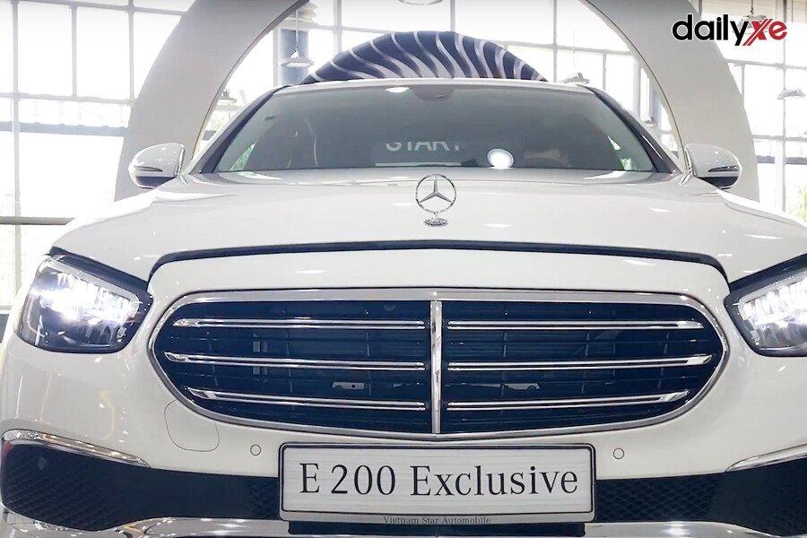 Mercedes-Benz E200 Exclusive 2021 - Hình 9