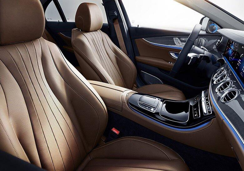 Mercedes-Benz E200 Exclusive - Hình 8