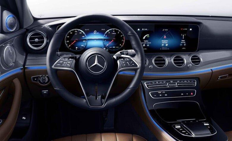 Mercedes-Benz E200 Exclusive - Hình 9