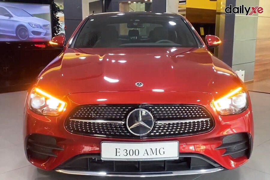 Mercedes Benz E300 AMG - Hình 9