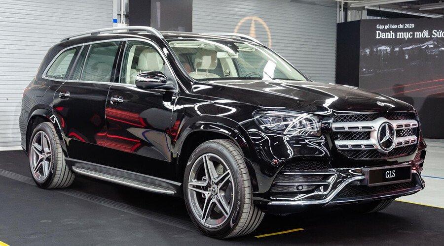 Mercedes GLS 450 4MATIC - Hình 1
