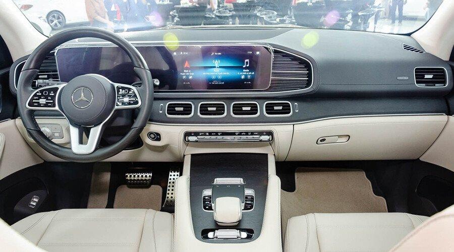 Mercedes GLS 450 4MATIC - Hình 10