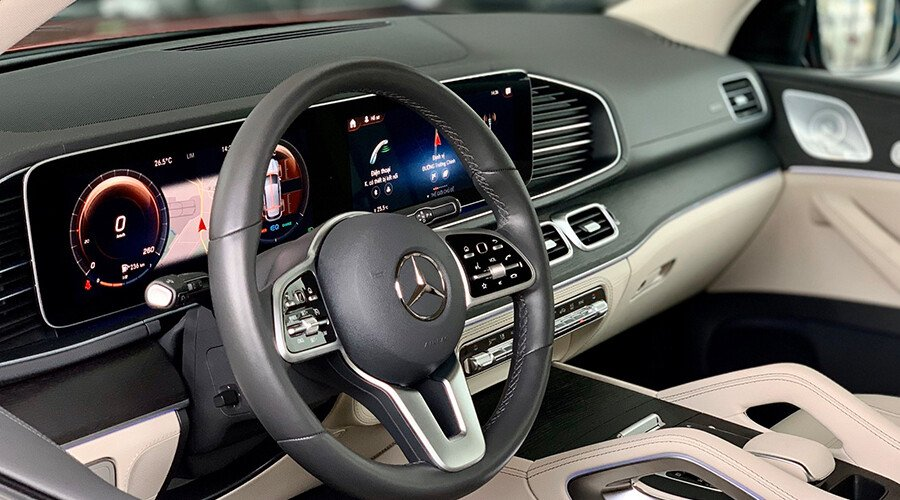 Mercedes GLS 450 4MATIC - Hình 12